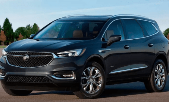 2021 BUICK ENCORE Price, Interiors and Redesign