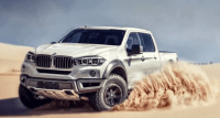 2020 BMW Pickup Truck Redesign, Specs and Release Date