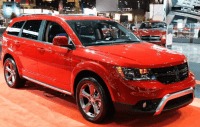 2021 DODGE JOURNEY Changes, Specs and Redesign