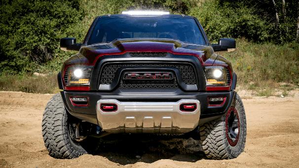 2021 Dodge Ram 1500 Rebel TRX Specs, Interiors and Redesign