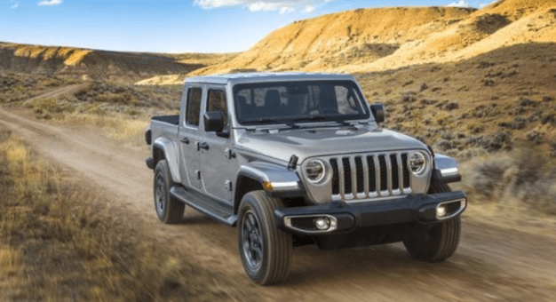 2021 Jeep Scrambler Price, Interiors and Release Date