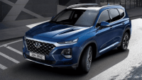 2020 Hyundai Santa Fe Spied Specs, Redesign and Release Date