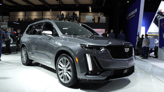 2020 Cadillac XT6 Concept, Specs and Release Date