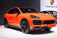 2020 Porsche Cayenne Coupe Specs, Engine and Release Date