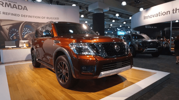 2020 Nissan Armada Changes, Specs And Redesign