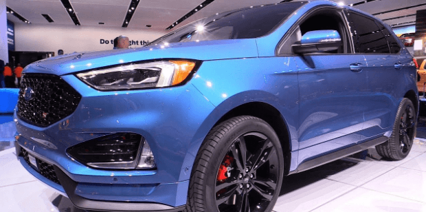 2020 Ford Edge Changes, Concept and Release Date