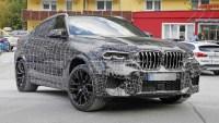 2020 BMW X6 M Interior