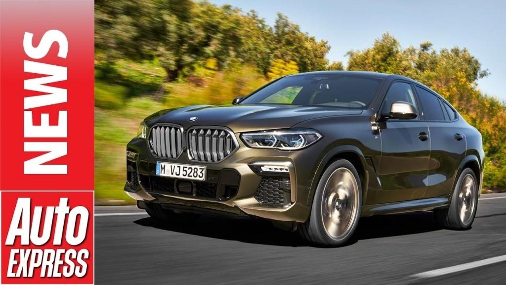 2020 BMW X7 Concept