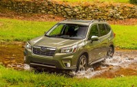 2020 Subaru Forester Engine