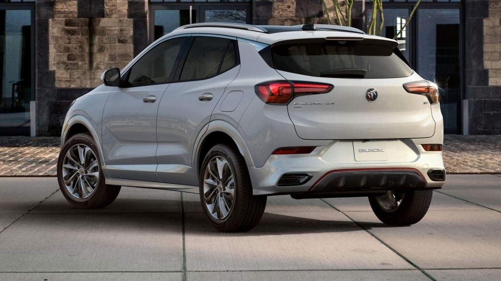 2021 Buick Encore Powertrain