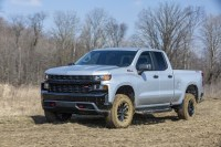 2021 Chevy Silverado 1500 Spy Shots