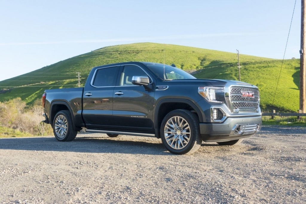 2021 GMC 1500 Pictures