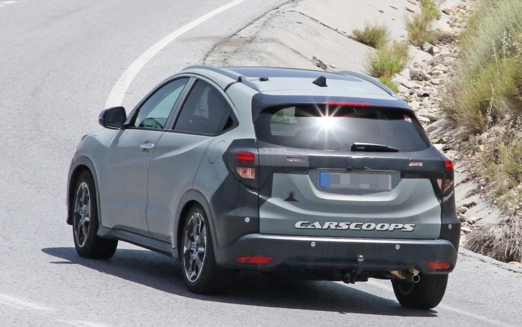2021 Honda HRV Drivetrain