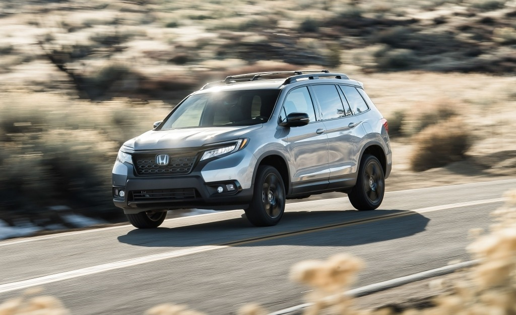 2021 Honda Passport Pictures
