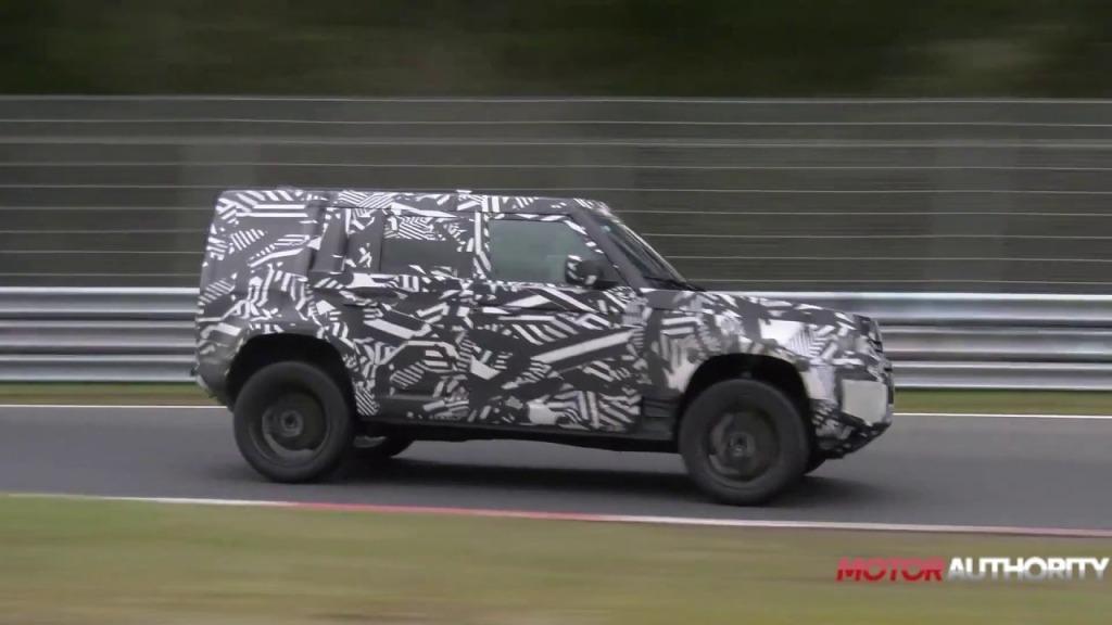 2021 Land Rover Defender Release Date