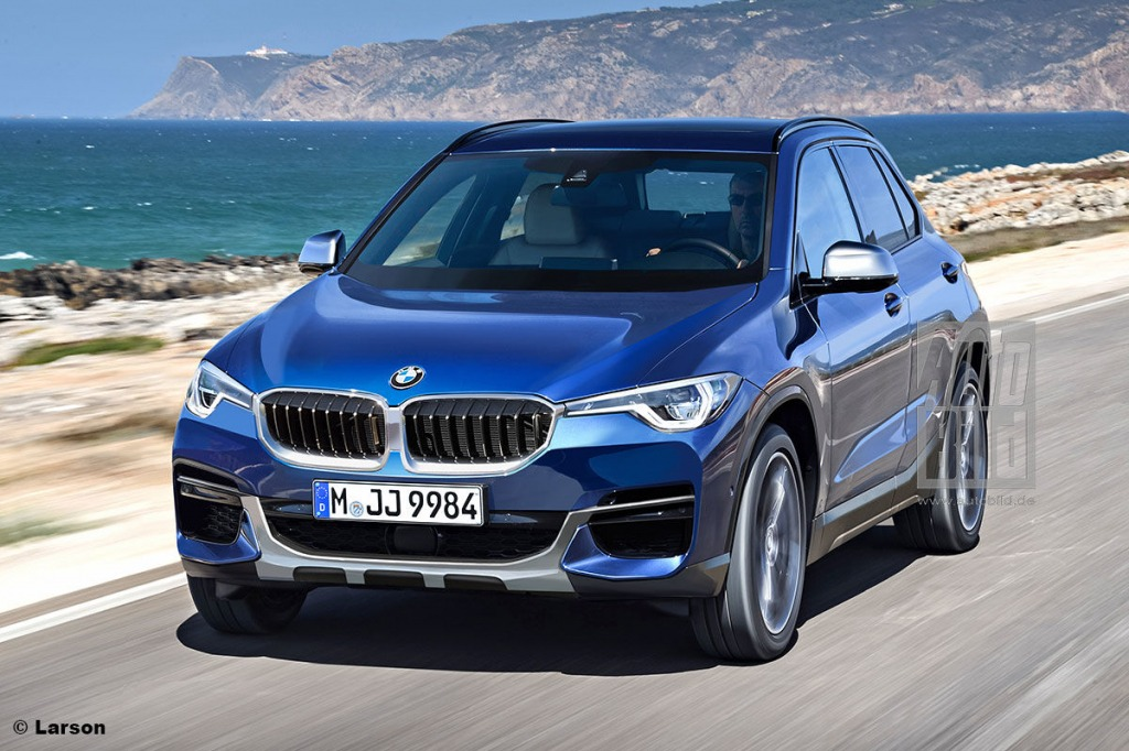 2021 BMW X1 Wallpaper