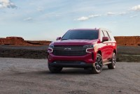 2022 Chevrolet Suburban Wallpaper
