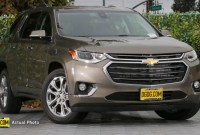 2022 Chevy Traverse Price