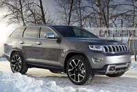 2022 Jeep Wagoneer Wallpapers