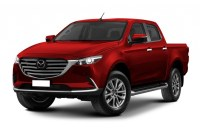 2021 Mazda BT50 Powertrain