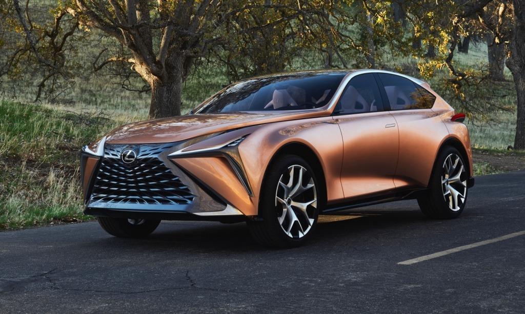 2022 Lexus RX350 Price