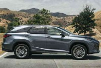 2022 Lexus RX350 Release Date