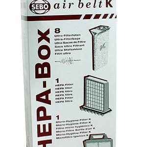 SEBO Airbelt K HEPA Service Box