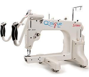 Grace Qnique 14-Inch Mid Arm Quilting Machine