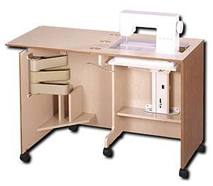 Horn Of America 2130 Compact Sewing Cabinet