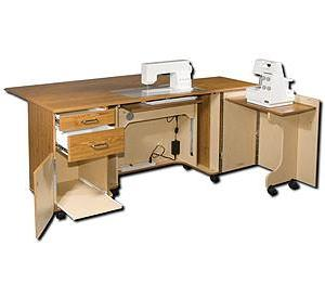 Horn Of America 5278 Elite Combo Sewing Center