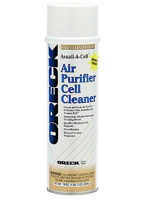 Oreck 32358 Assail-A-Cell Truman Cell Cleaner