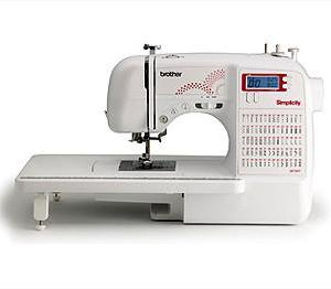 Simplicity SB700T Computerized Sewing Quilting Machine