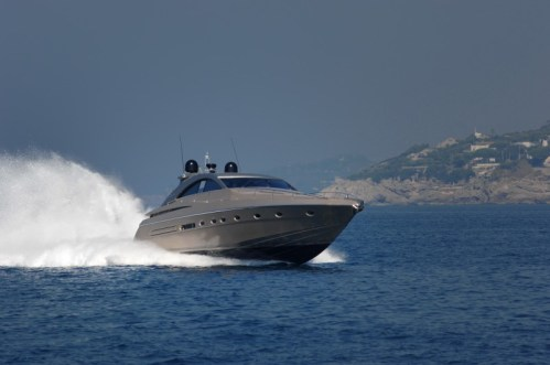 Top System Surface Drives TS 85 of Italcraft Drago 70