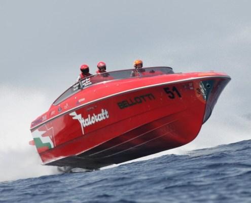 P1 Powerboat Italcraft