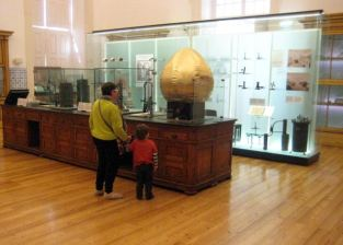 Baloon, Museu da Ciência (Science Museum), Coimbra