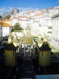 Jewish Fountain, Coimbra