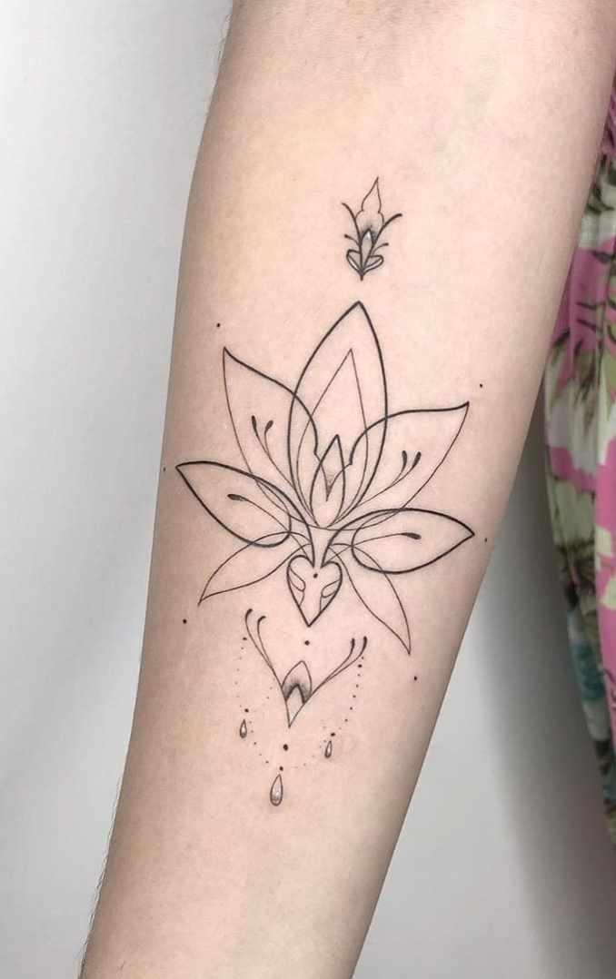 Tatuagens Femininas No Antebraco 150 Ideias Incriveis Para Se Inspirar 2 Top Tatuagens