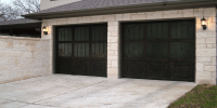 designed garage doors seattle - Top Team Garage Door Repair