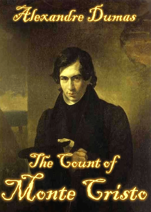 good books to read, bet selling books, The Count of Monte Cristo