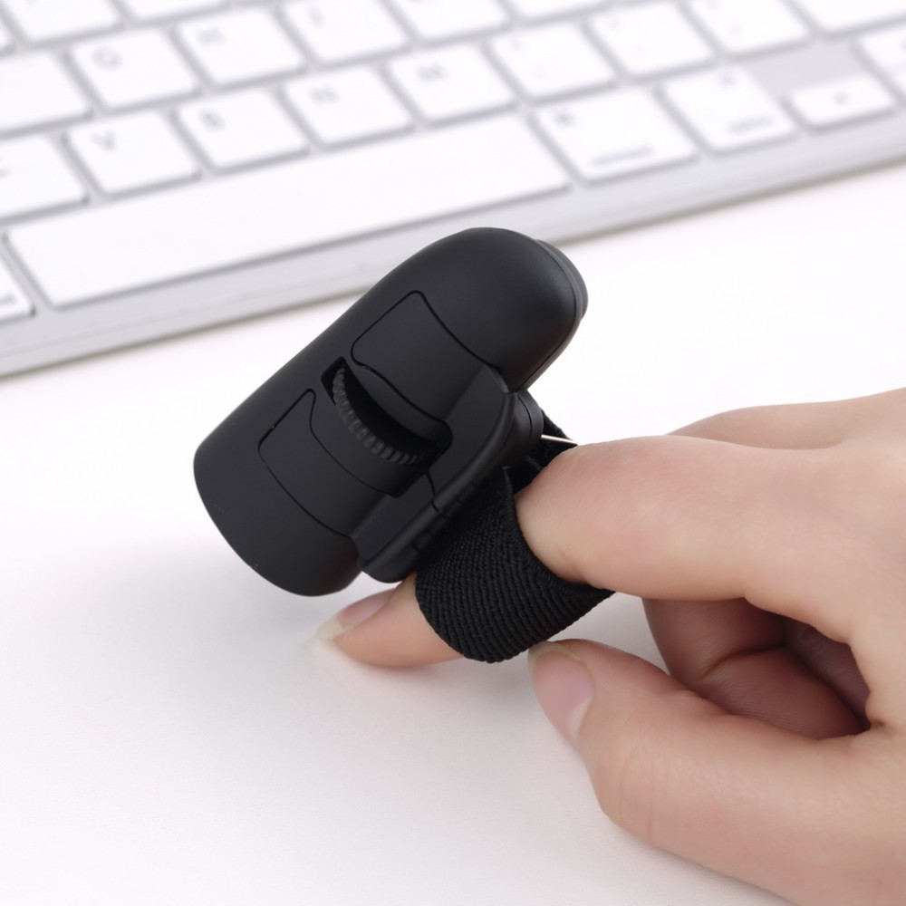Reflection Wireless Air 3D Finger Optical Mouse