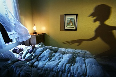 Nightmares from being hacked