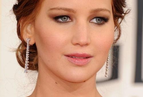 Jennifer Lawrence Eyes