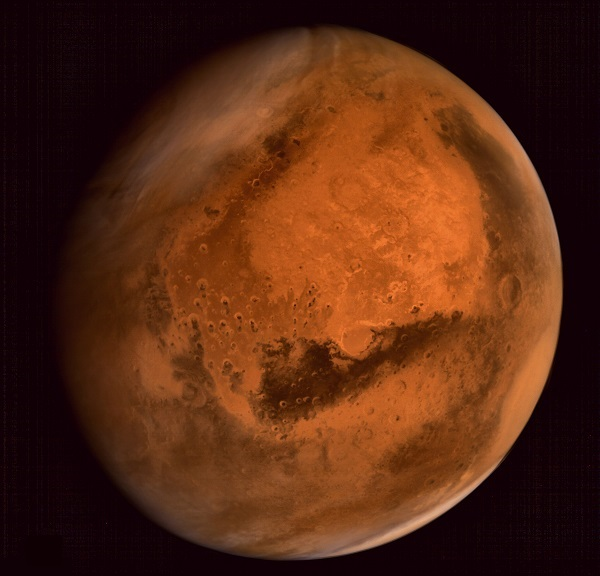 Northern Hemisphere of Mars