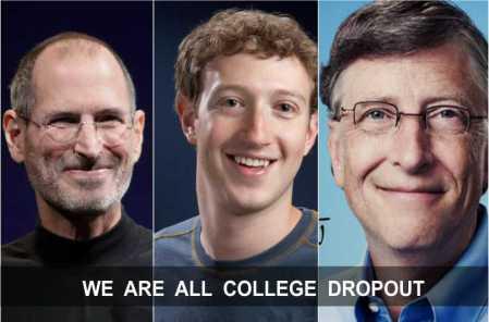 college dropout entrepreneurs