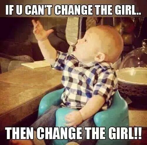 Change the Girl