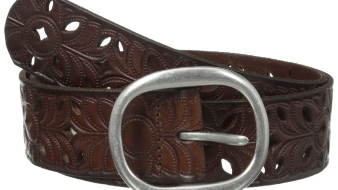 top ten best Leather belts for women