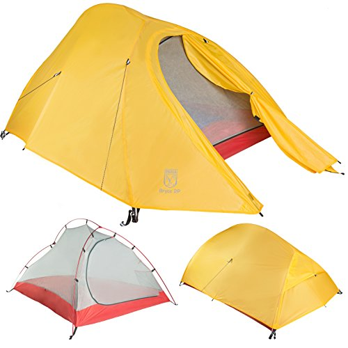 To kick off our list in the best lightweight backpacking tents is the Bryce 2P Two Person Ultralight Tent and Footprint. They advertise themselves as ...  sc 1 st  toptenmusthave.com & 10 Best Lightweight Backpacking Tent 2017 - Top 10 Must Have