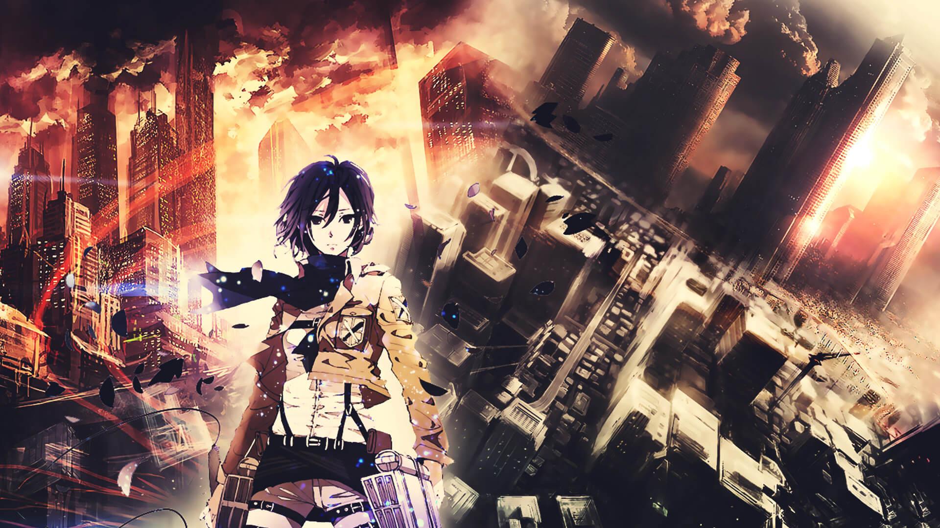 #2: Attack on Titan -Shingeki no Kyojin