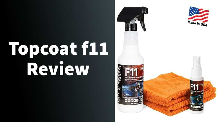 topcoat f11 review