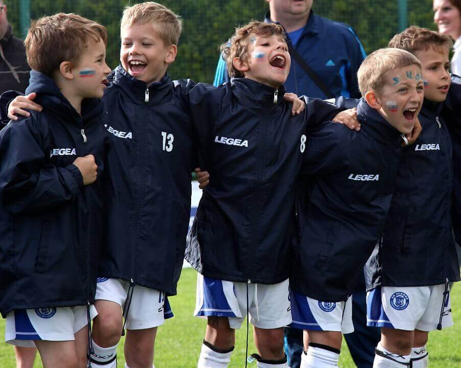 Five Benefits of Team Sports for Kids